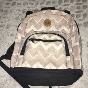 Roxy Zigzag School Backpack